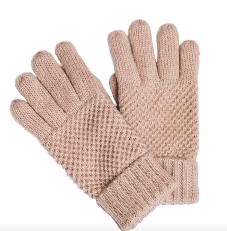 Reese glove pink