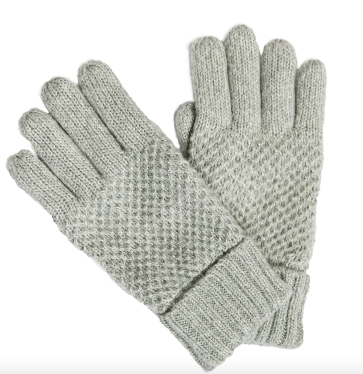 Reese gloves gray