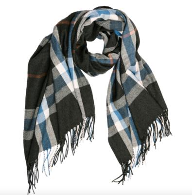 Ivy scarf black