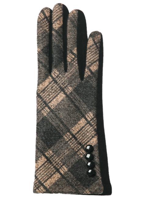 Parker gloves camel