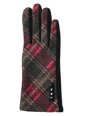 Parker gloves pink