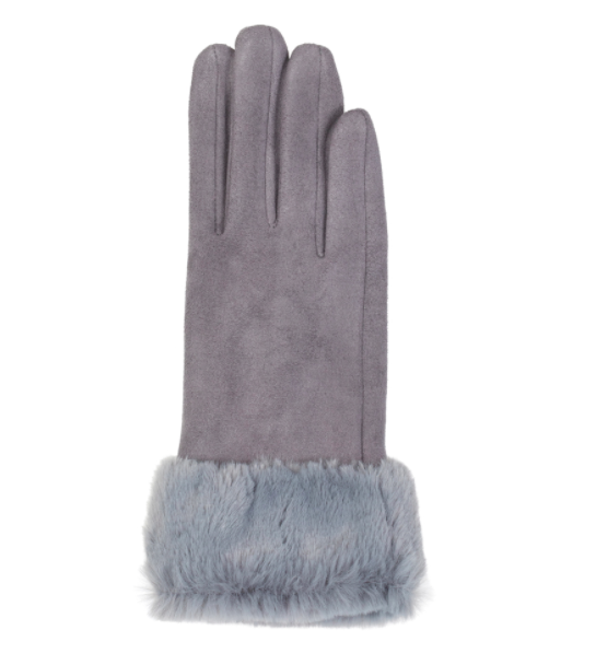 Kinsley gloves gray