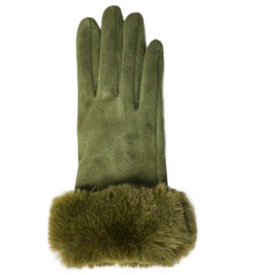 Kinsley gloves olive