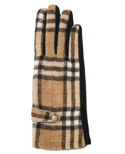 Brooklyn gloves camel