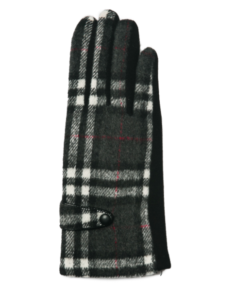 Brooklyn gloves gray