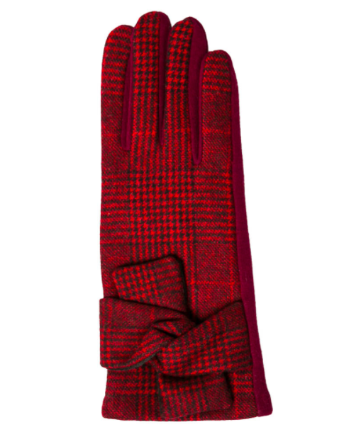 Blair gloves red