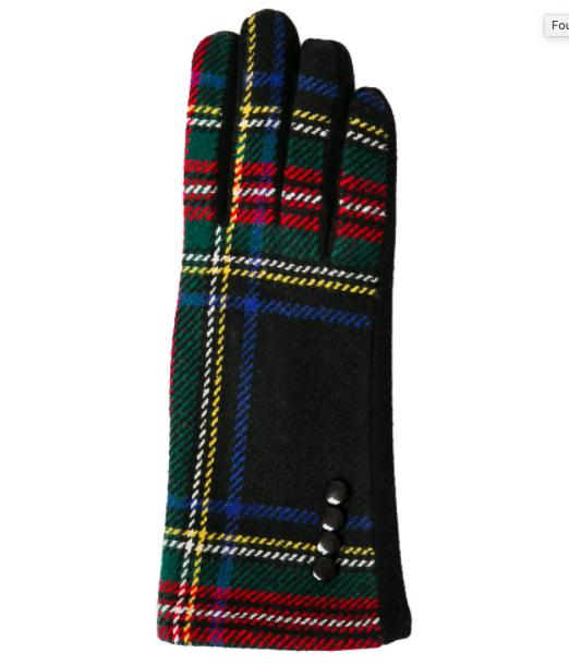 Charlie gloves black