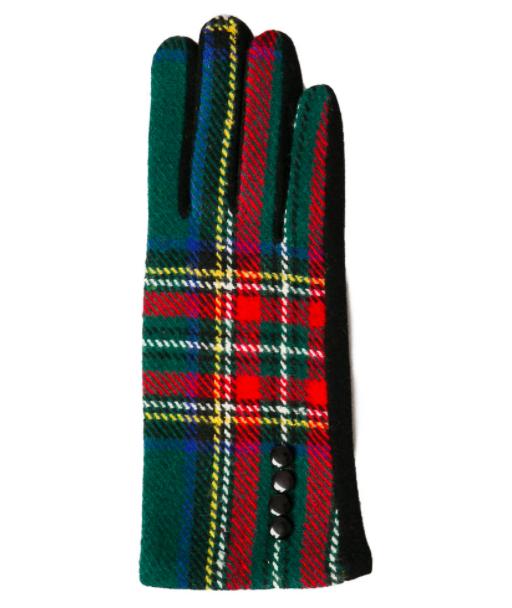 Charlie gloves green