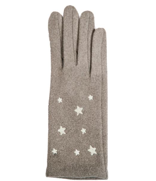 Libby gloves gray