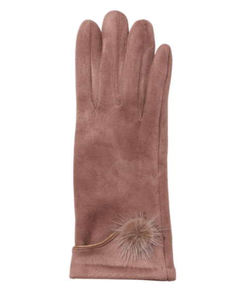Jackie gloves tan