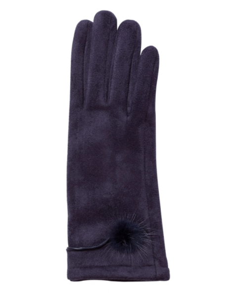 Jackie gloves navy