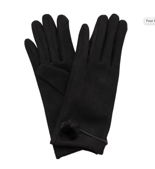 Jackie gloves black