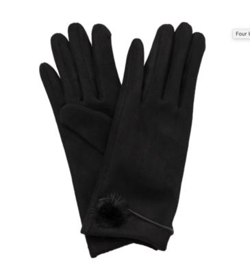 Jackie gloves black