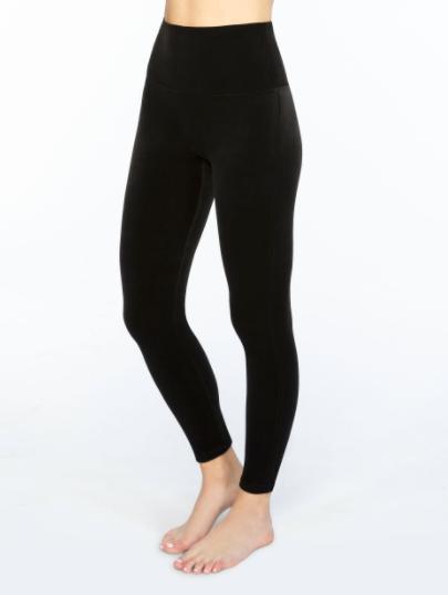 Velvet leggings large