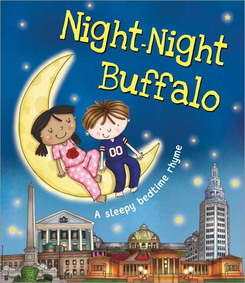 Night night Buffalo book