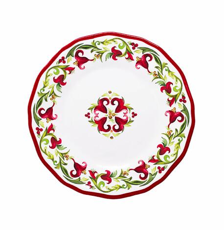 Salad plate 9 inch vischio