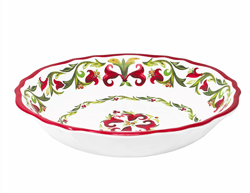 Salad bowl vischio