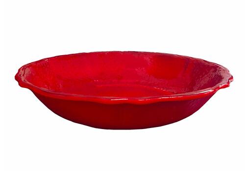Salad bowl garnet