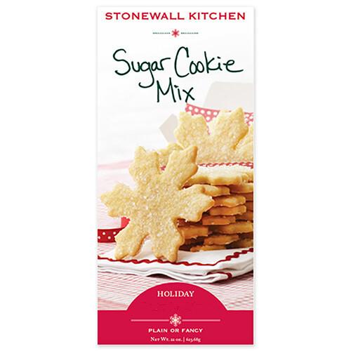 Sugar cookie mix