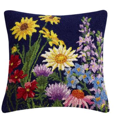 Wildflower pillow B