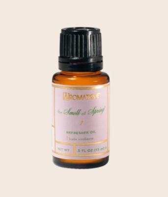 Smell of spring refresher oil