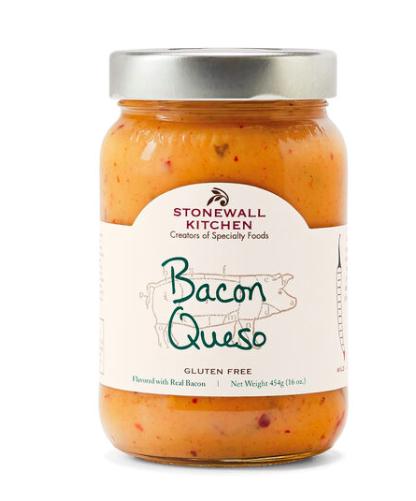 Bacon queso