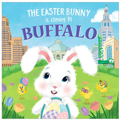 Easter bunny is coming to Buffalo