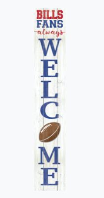 Bills fans always welcome