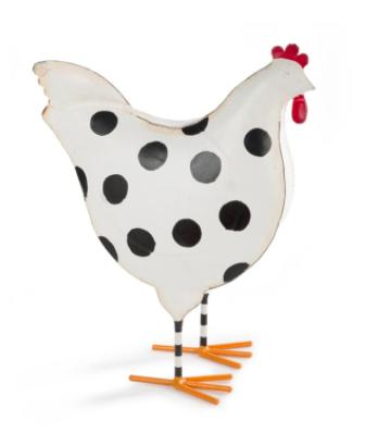 Dot chicken medium