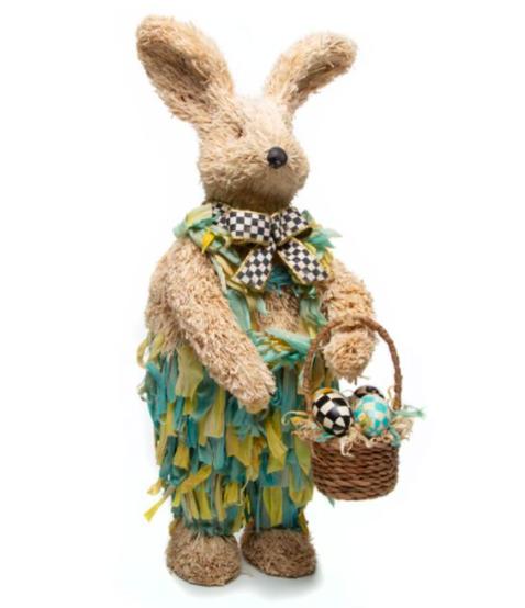 Egg bearer rabbit