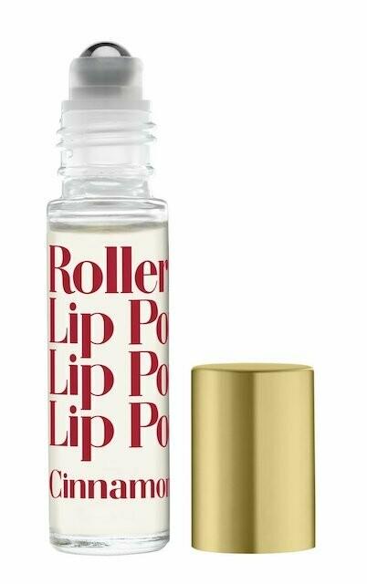 Rollerball cinnamon lip potion