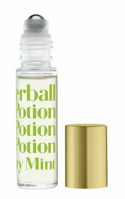 Rollerball mint lip potion