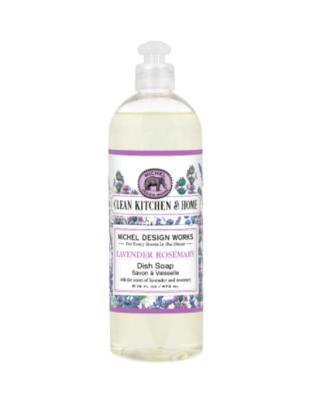 Dish soap lavender rosemary