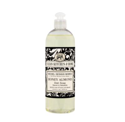 Dish soap honey almond