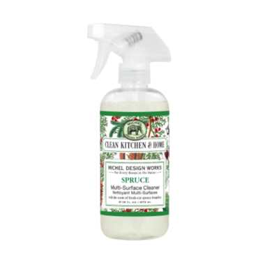 Multi surface cleaner spruce
