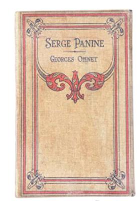 Serge panine book