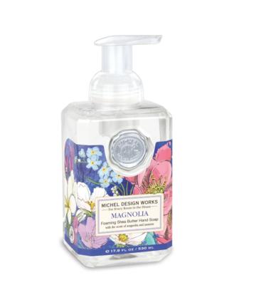 Foaming soap magnolia