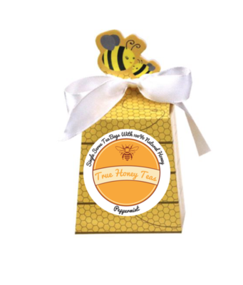 Bee box tea peppermint
