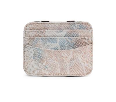 Magic wallet peachy snake