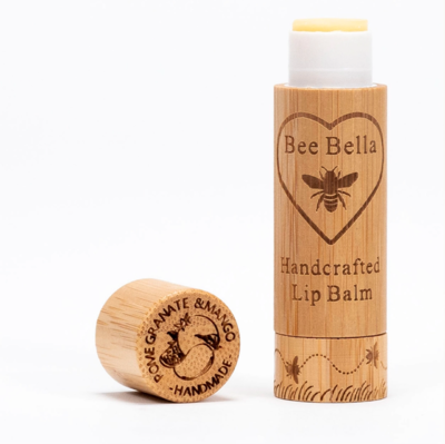Lip balm pomegranate and mango