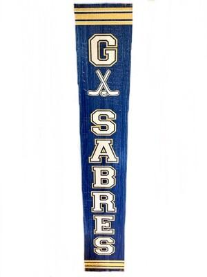 Go sabres porch board
