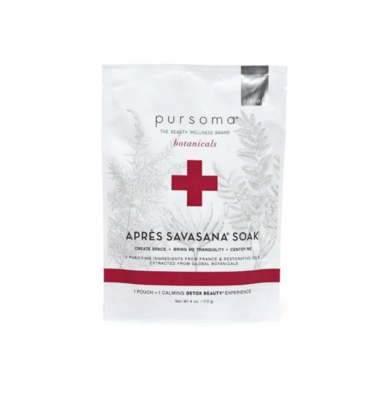Apres savasana bath soak