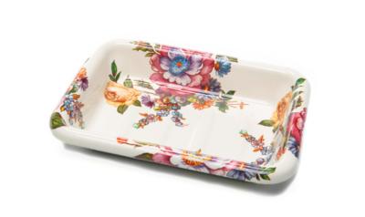 Flower Market simply soap dish