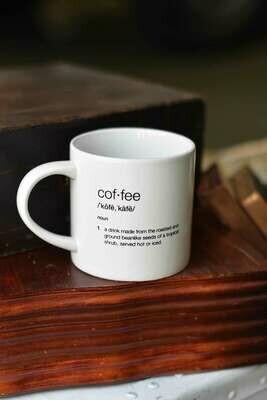 Morning Pour Mug Cof fee