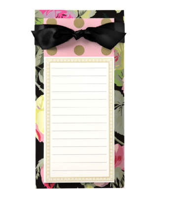 List pad grace black