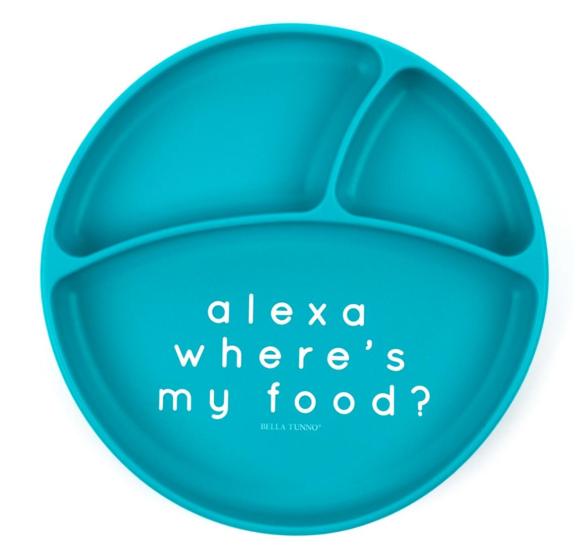 Wonder plate alexa