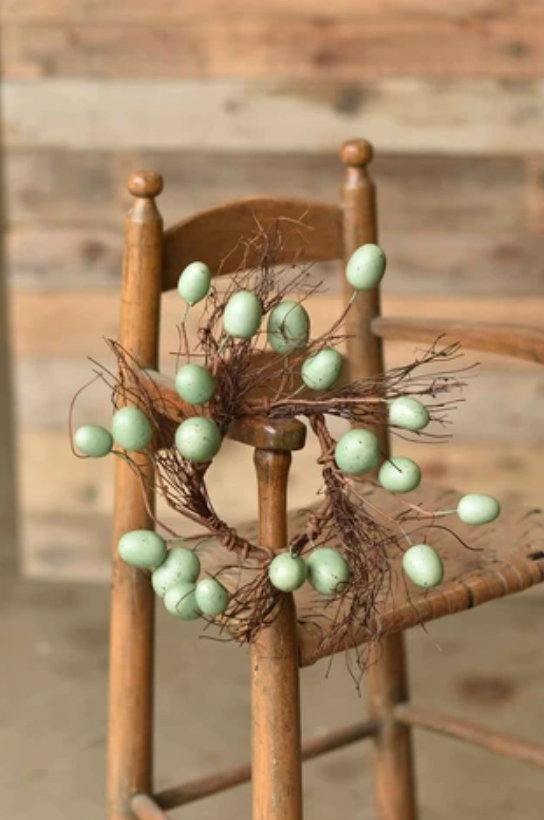 """3.5"""" Nifty Nested Egg Candle Ring"""