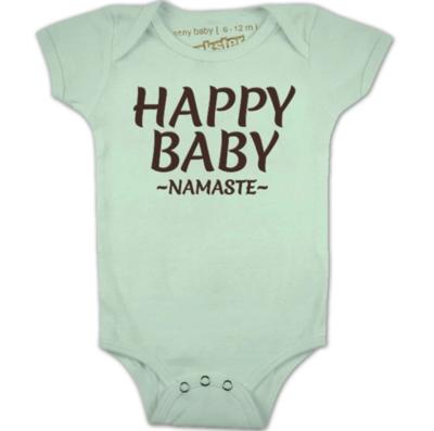 Punksie 3-6m happy baby namaste