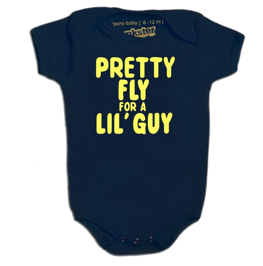 Punksie 6-12m pretty fly for a little guy