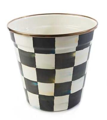 CC Enamel Garden Pot - Medium